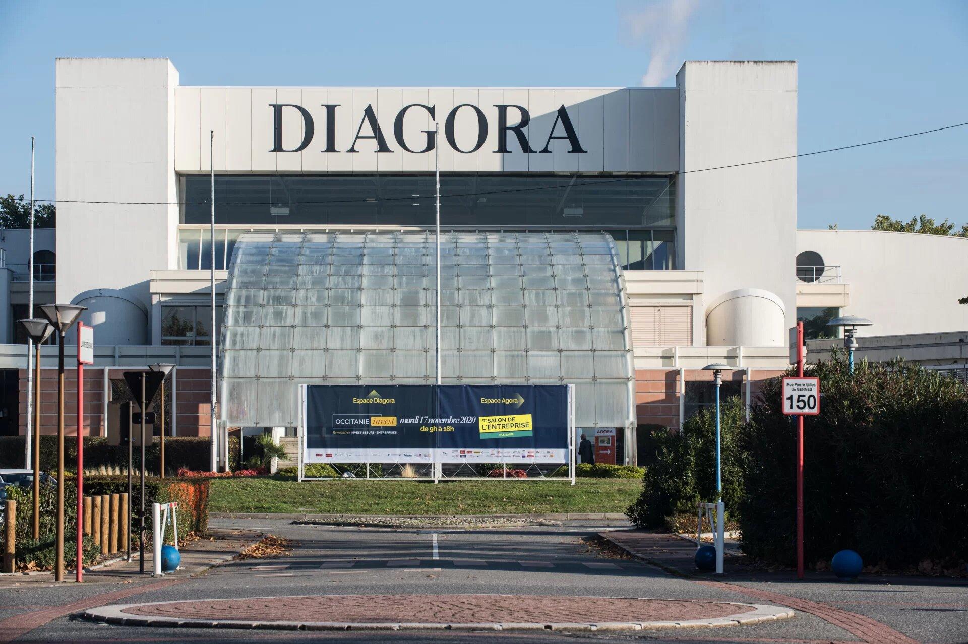 Centre de congrès et d'exposition Diagora